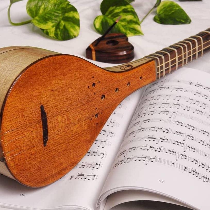 ساز سه تار ٬ کلاس آموزش سه تار ٬ آموزشگاه موسیقی ٬ کلاس موسیقی