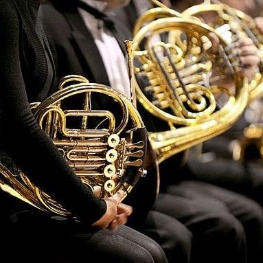 فرنچ هورن ٬ آموزشگاه موسیقی ٬ آموزشگاه موسیقی شمال تهران ٬ کلاس آموزش فرنچ هورن